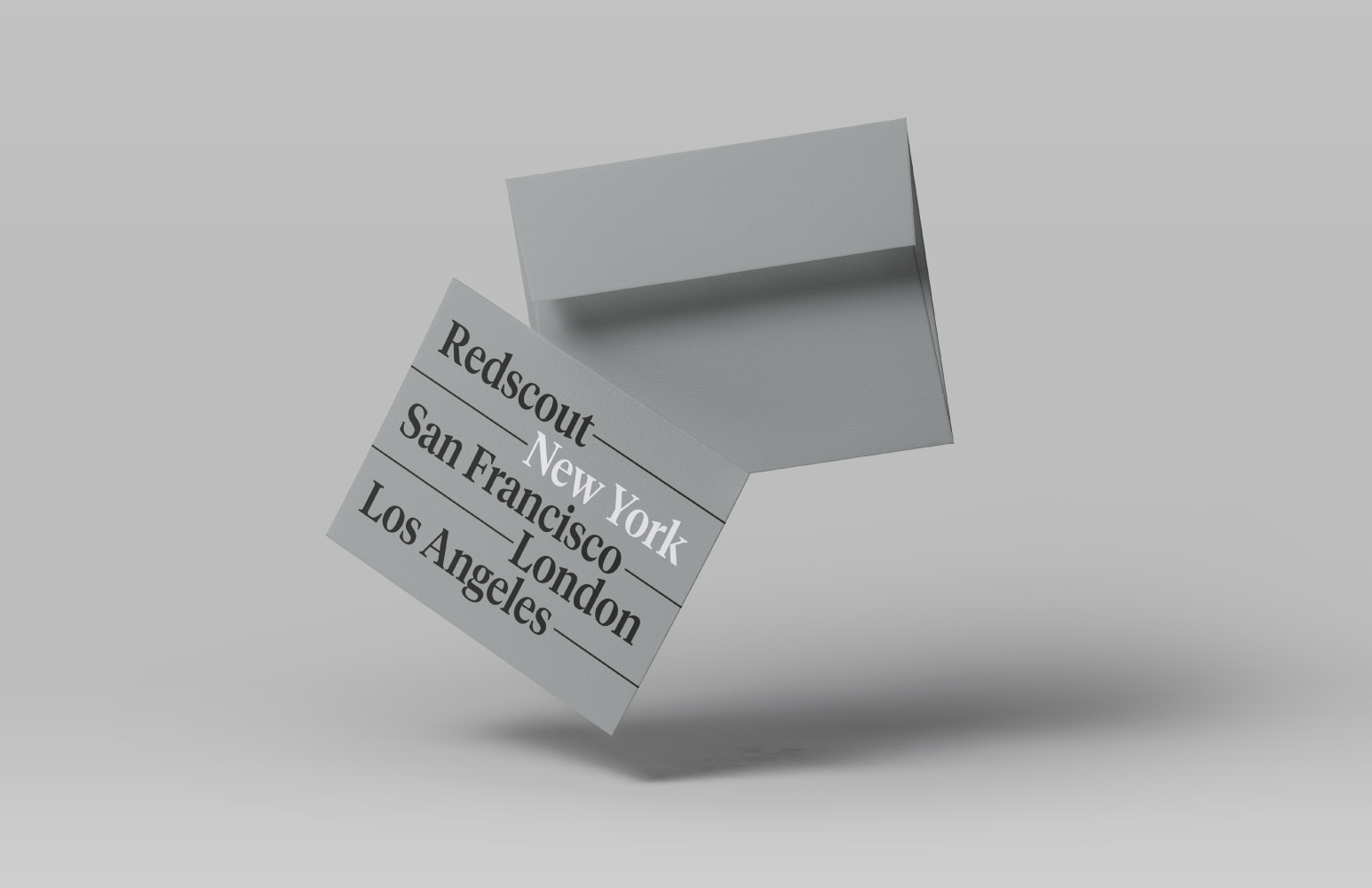 Redscout Stationery